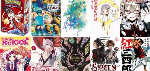 Licences manga juin