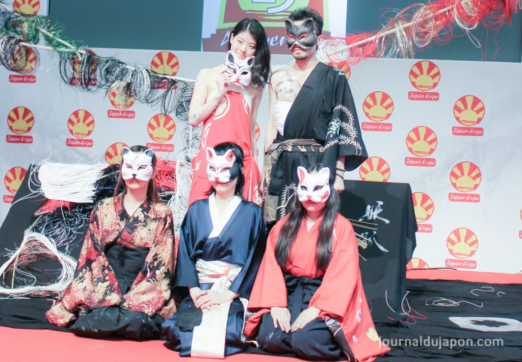 Kirie Japan Expo 2014
