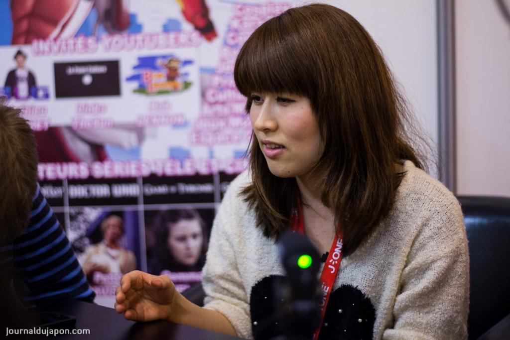 Midori Yamamoto - photo Pascal Voglimacci ©journaldujapon.com