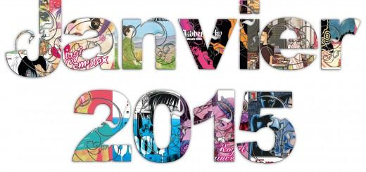 Licences manga Janvier 2015