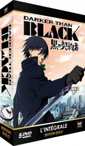 Darker than Black - Gold