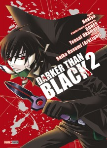 Darker than Black - Panini