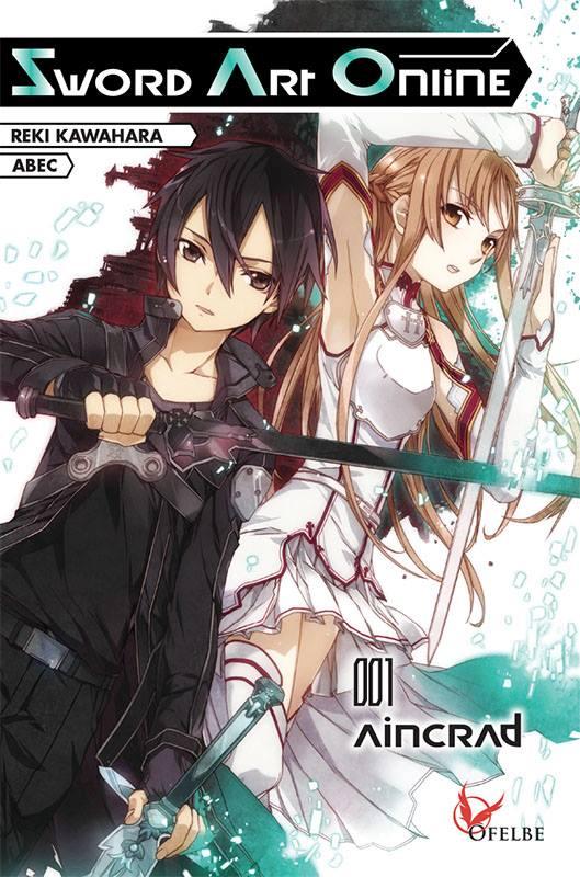 Sword Art Online LN