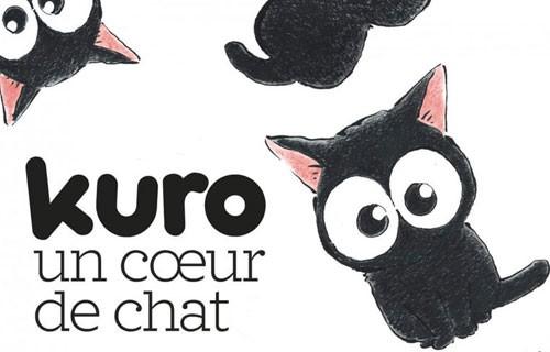 Kuro, cœur de chat © 2001 Sugisaku / KODANSHA