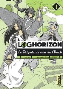 Log Horizon - La Brigade du Vent de l'Ouest