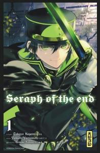 Seraph of the End 1 - Kana