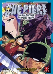 One piece anime comics epée sacrée