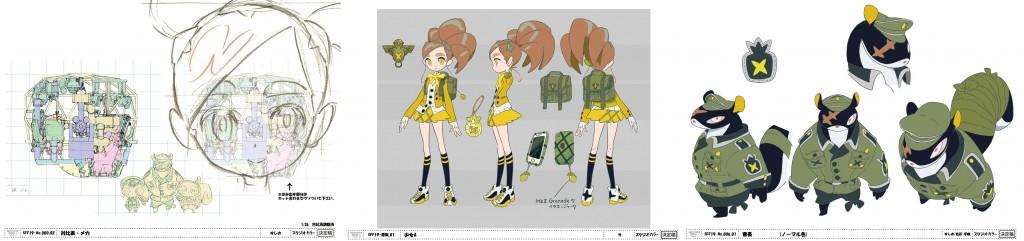 © nihon animator mihonichi LLP. / TOY'S FACTORY INC.