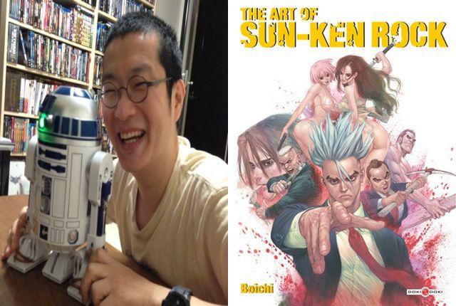 boichi-sun-ken-rock-japan-expo