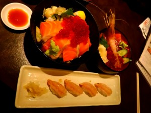 Chirashi // Sushi