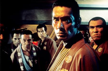 Iwahashi et ses anciens frères d'armes