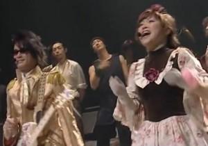 Revo & Azumi Inoue (capture youtube)