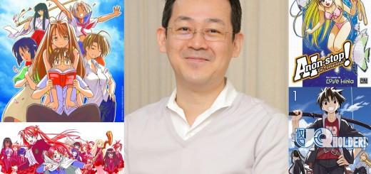 Ken Akamatsu Interview