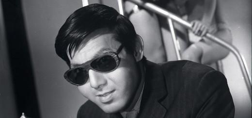 Joe SHISHIDO, l'homme aux pommettes saillantes, acteur emblématique de Seijun SUZUKI