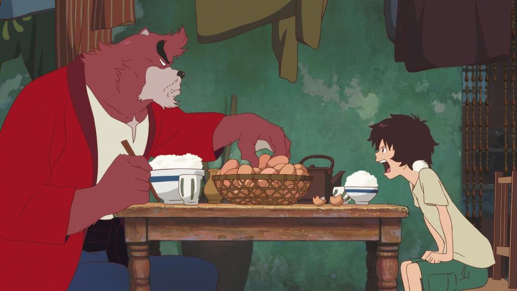 Kyuta et Kumatetsu vont devoir apprendre à cohabiter.