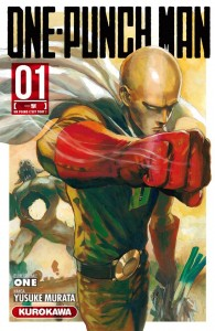 One-Punch Man 1 - Kurokawa