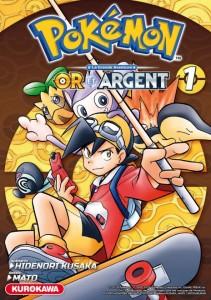Pokemon - la grande aventure - Or et Argent