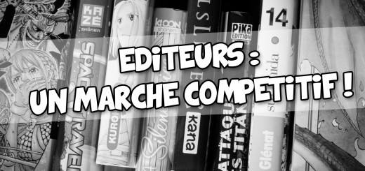 Editeurs manga 2015