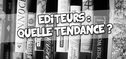 Editeur Manga 2015