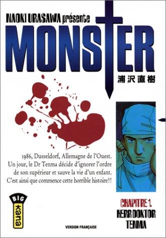 Monster et la découverte de Naoki URASAWA