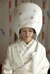 La mariée japonaise doit être pure et soumise