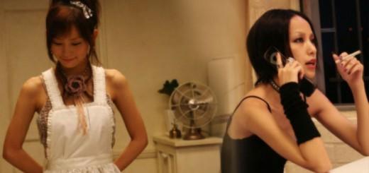 Les deux Nana dans le film adapté du manga d'Ai Yazawa, l'une femme au foyer, l'autre travailleuse acharnée
