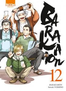 Barakamon 12 - Ki-oon