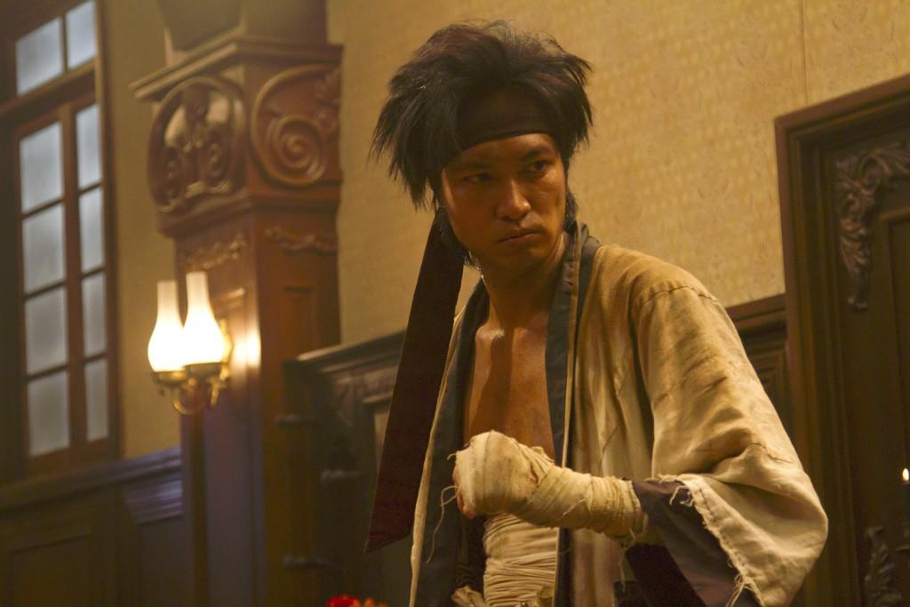 Le personnage de Sanosuke reste peu développé.