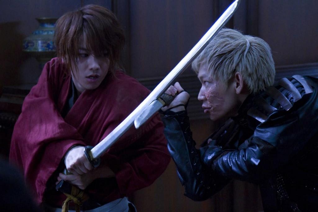 Les scènes de combat sont une des réussites du film.