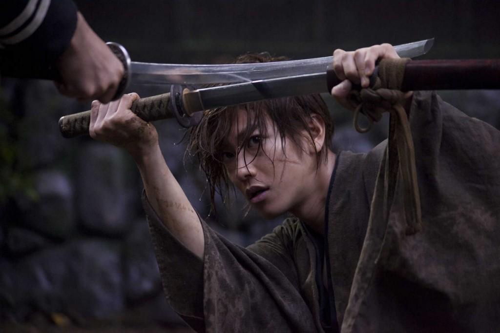 Takeru SATO incarne Kenshin HIMURA