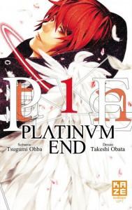 Platinum End 1 - Kaze