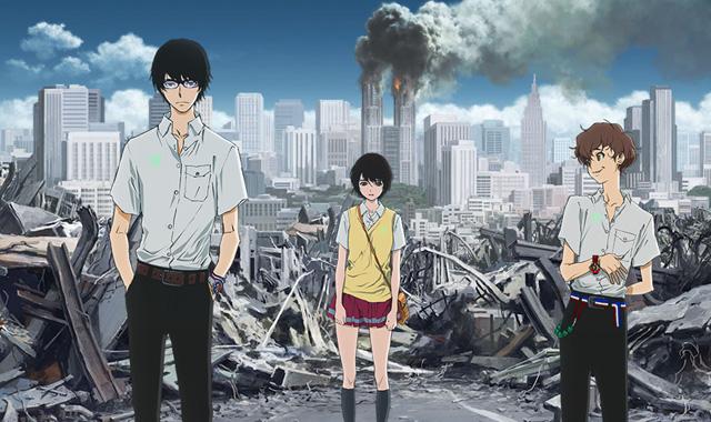 Zankyou no Terror © by MAPPA / @Anime
