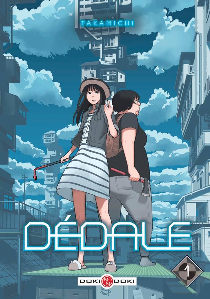 Dedale 1 - Doki Doki