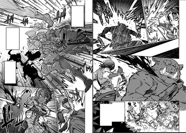 Re-Monster-manga