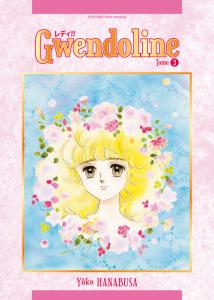 Couverture du dernier volume de Gwendoline sorti chez Isan Manga