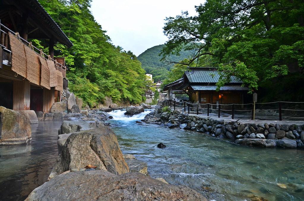 Takaragawa onsen, hot spring, kyoto