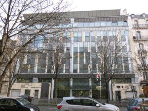 ambassade, japon, paris