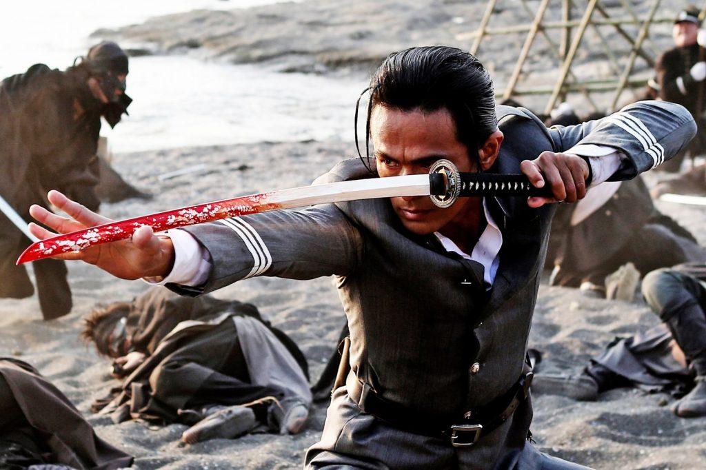 Yosuke EGUCHI fait un excellent Hajime SAITO