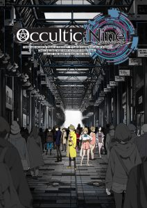 Occultic Nine - Wakanim