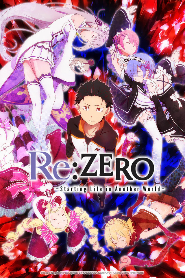 affiche-crunchy Re : Zero
