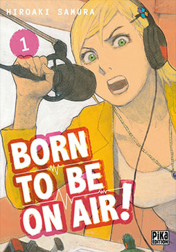 Born to be on air