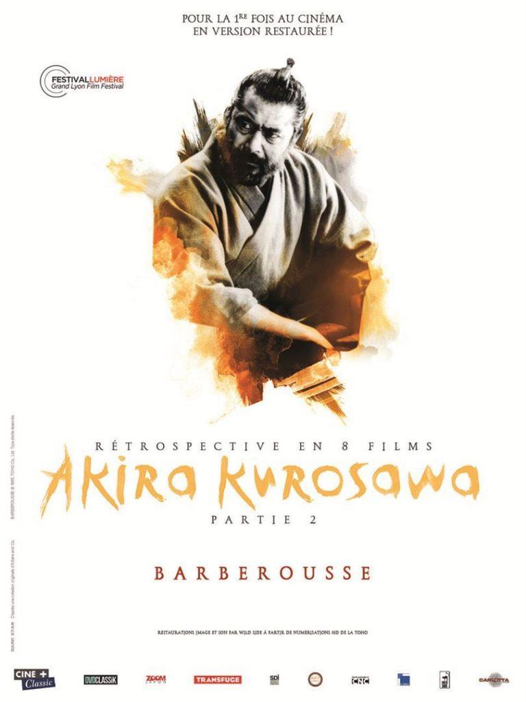 Barberousse Affiche Akira KUROSAWA