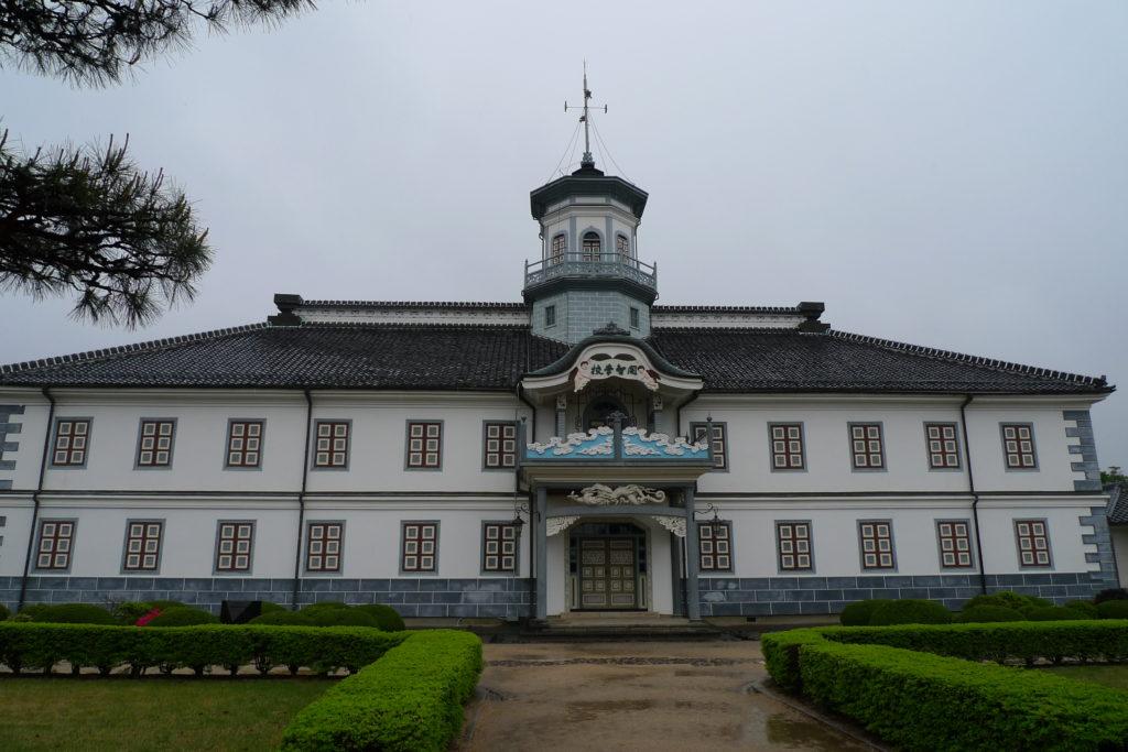 Kaichi School - Photo de Motokoka sur Wikimedia Commons