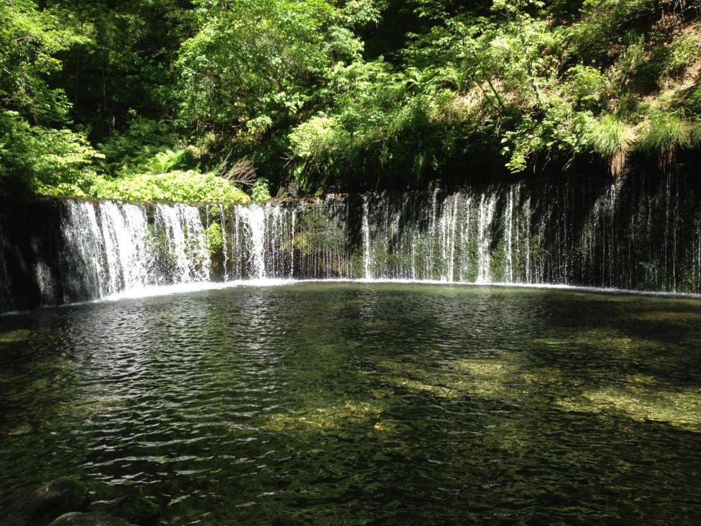 Cascade Shiraito.