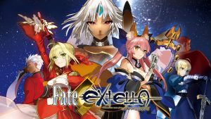 FateExtellaCover