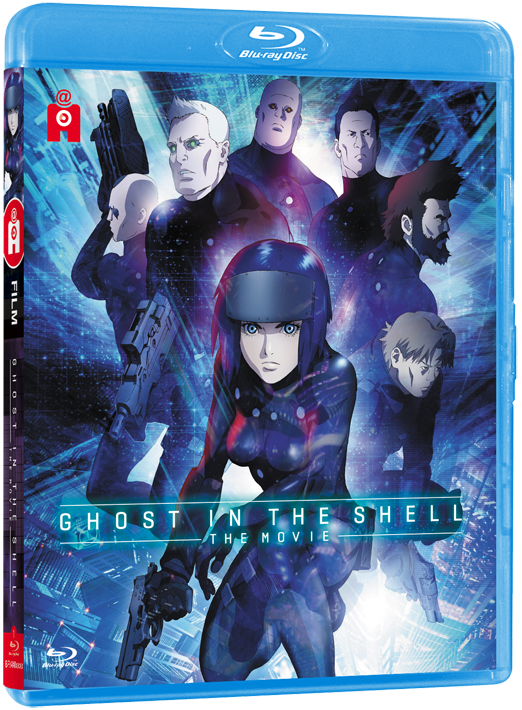 Ghost in the Shell:The Movie