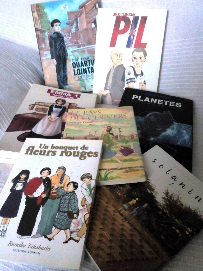 Editions de manga en grand format