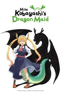 Miss Kobayashi's Dragon Maid - Wakanim-Crunchyroll