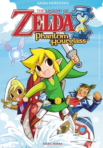 TM & © 2011 Nintendo.© ZELDA NO DENSETSU~MUGEN NO SUNADOKEI~ by Akira HIMEKAWA/Shogakukan Inc.