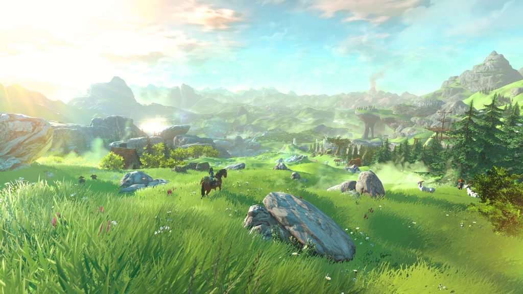 Breath of the Wild (TM) and ® are trademarks of Nintendo Co., Ltd.